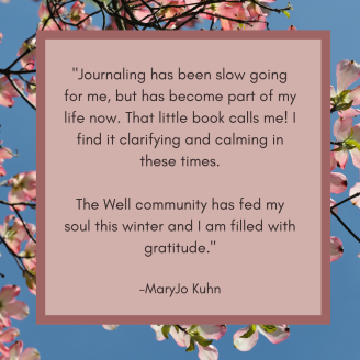 Mary Jo Kuhn quote